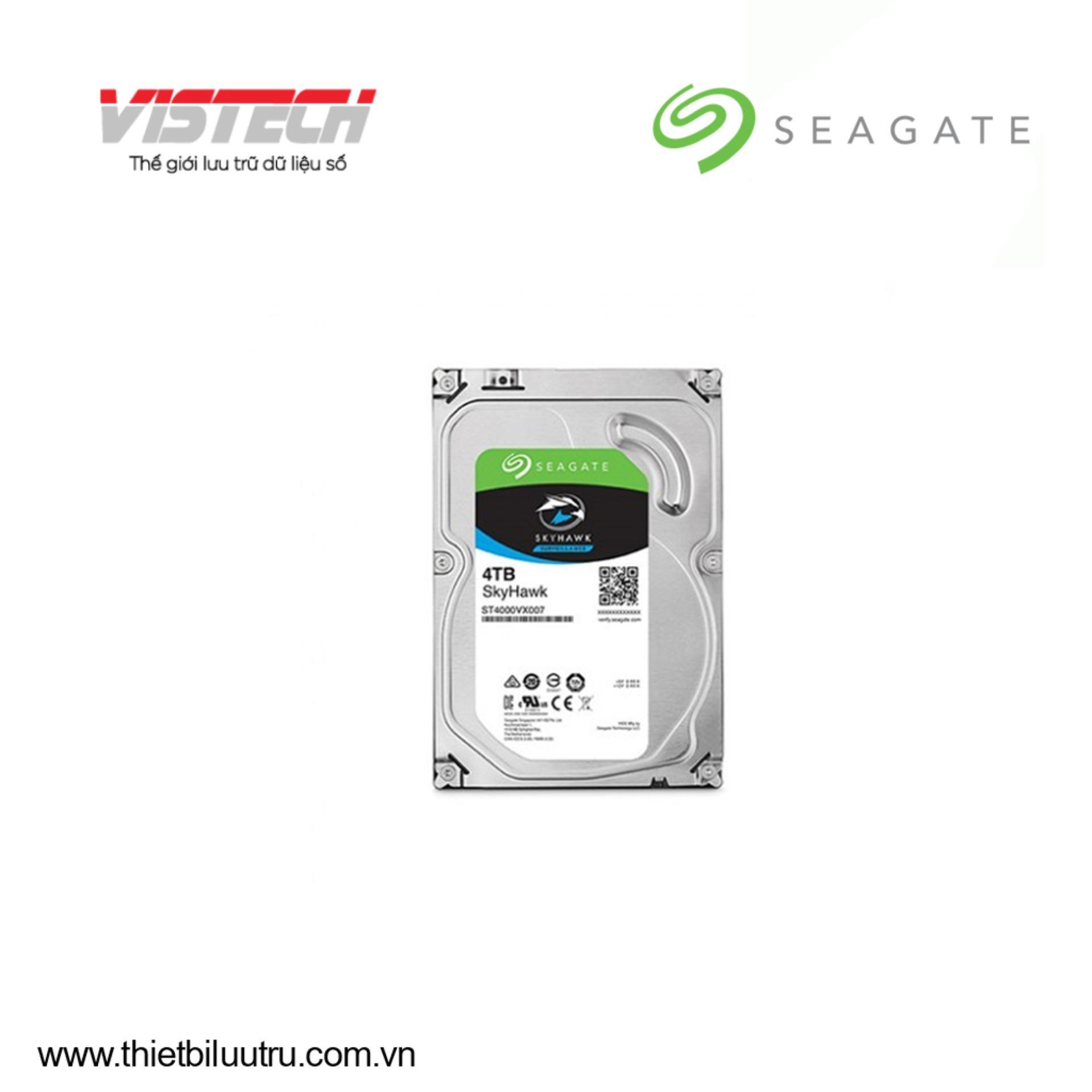 Ổ cứng HDD Seagate SATA dung lượng 4TB (4000GB)(4TB) Nhật Bản