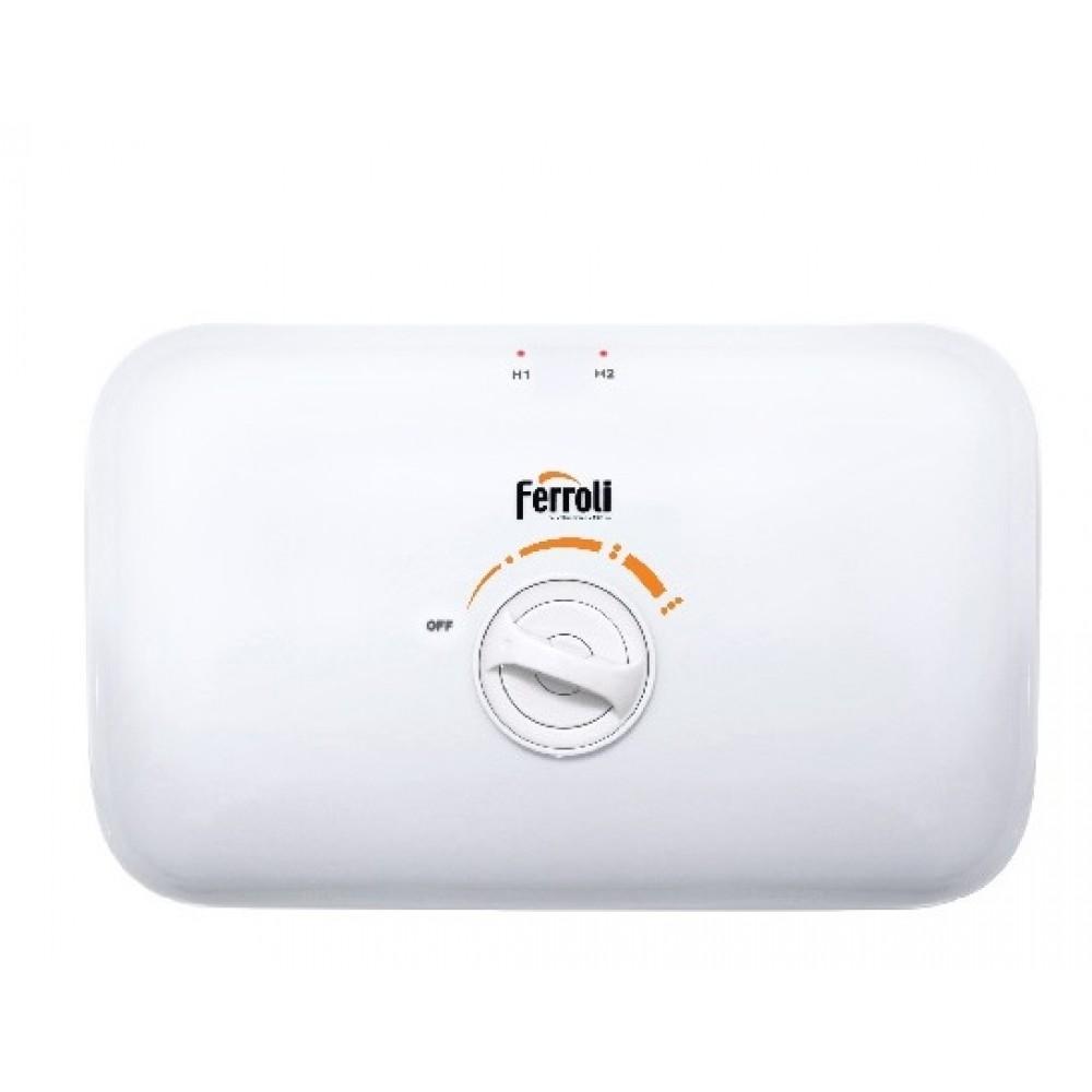 Mã Coupon MÁY NƯỚC NÓNG TRỰC TIẾP FERROLI RITA FS-4.5 TM( Chưa Có Vòi Sen Tắm) Chất Lượng Cao