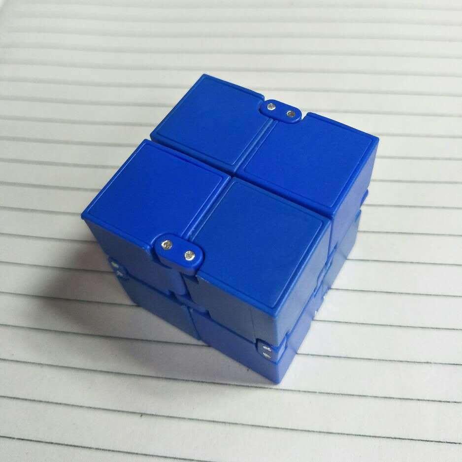 Hình ảnh Khối lập phương (Rubik) vô cực INFINITY CUBE thần kỳ