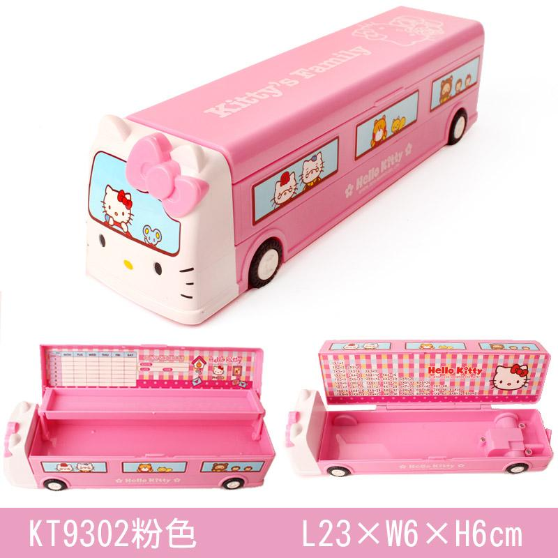 Hộp đựng Bút Nhựa Hình Xe Bus Hai Tầng By Minhhuy04.