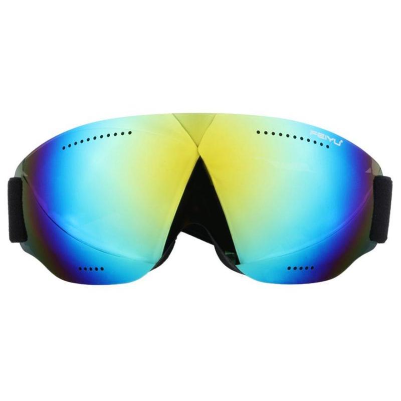 Giá bán OBBB Feiyu 068 Single Layers Windproof Sunglasses Ski Goggles Lens Glasses Outdoor Sports Eyewear Riding Skating Skiing Accessories