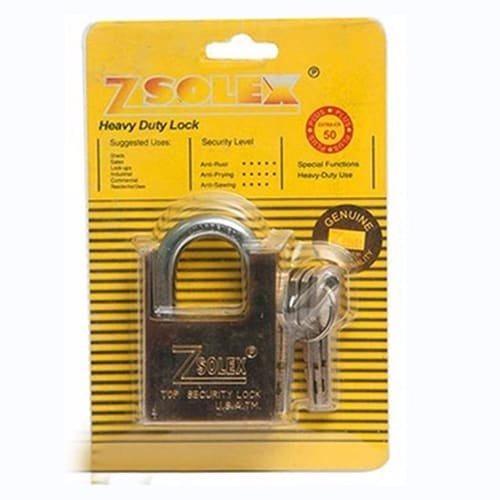 Hình ảnh Ổ khóa chống cắt Zsolex thép không gỉ
