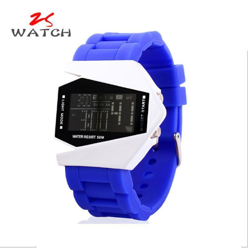 Nơi bán Đồng hồ trẻ em dây silicon chống nước cao cấp (đủ màu lựa chọn)