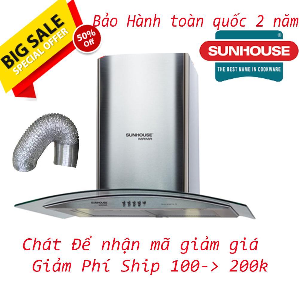 Ưu Đãi Giá cho Máy Hút Mùi Sunhouse Mama MM6719-70
