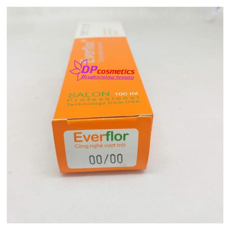 Thuốc nhuộm tóc EverFlor 00/00 cao cấp