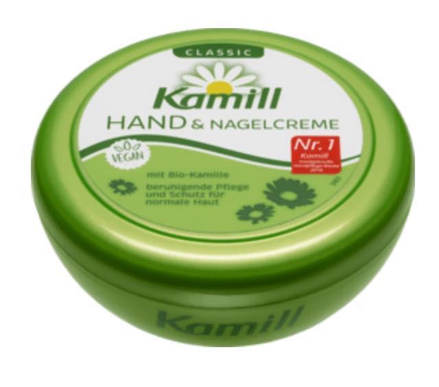 Kem dưỡng da tay kamill (Đức) hũ 150ml tốt nhất