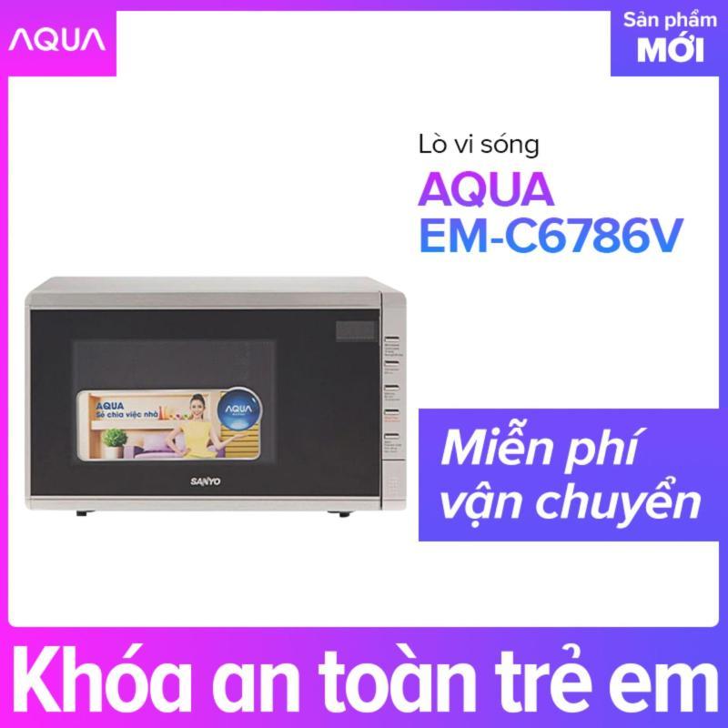 Bảng giá Lò vi sóng AQUA EM-C6786V - Hàng phân phối chính hãng Điện máy Pico
