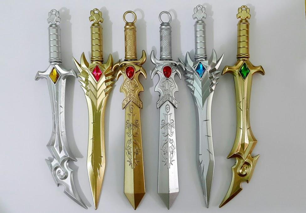 Mua Combo bút viết hình đao, kiếm, thương mới