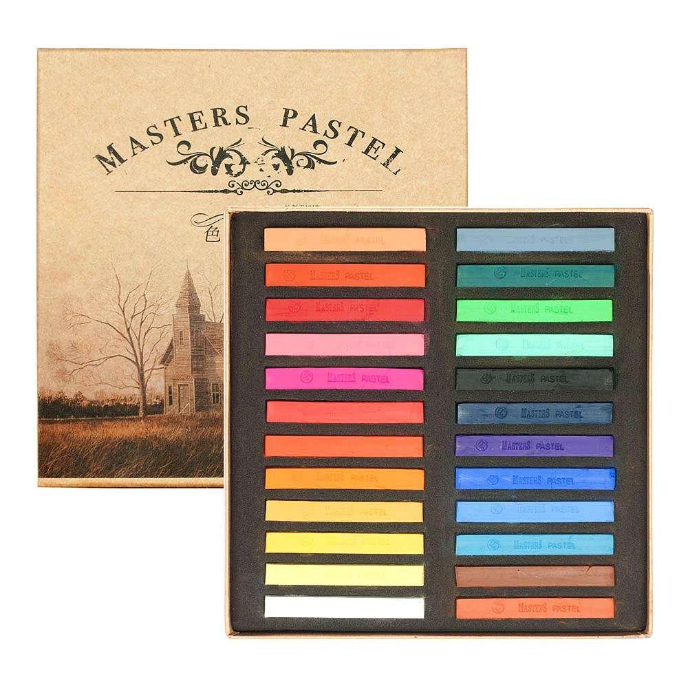 Mua Bộ 24 màu phấn tiên Masters Pastel