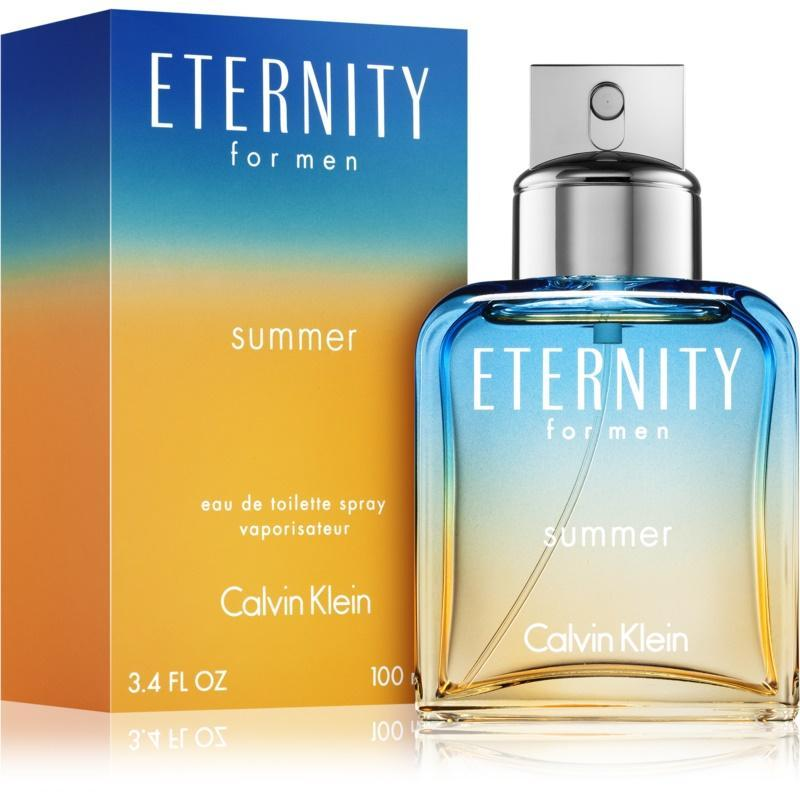Nước hoa nam Calvin Klein Eternity Summer For Men Eau De Toilette 100ml