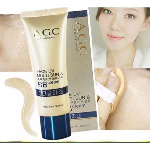 Kem lót BB AGC - HÀNG NỘI ĐỊA HÀN QUỐC nhập khẩu