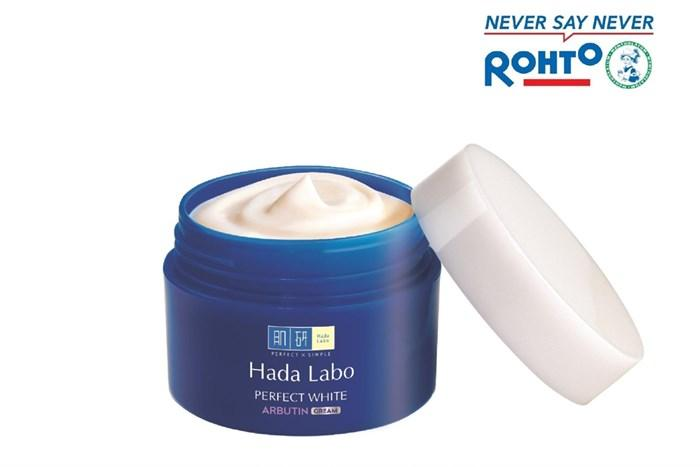 Kem dưỡng trắng Hada Labo Perfect White 50g
