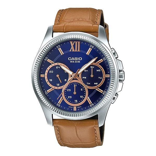 Đồng hồ Casio nam MTP-E315L-2AVDF bán chạy