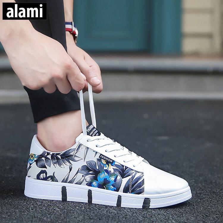 Hình ảnh Giày Sneaker Nam Alami GTT02
