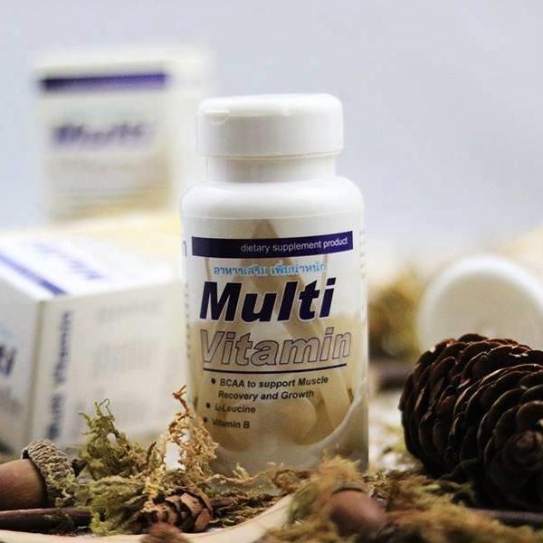 Voucher Giảm Giá Tăng Cân Multi Vitamin