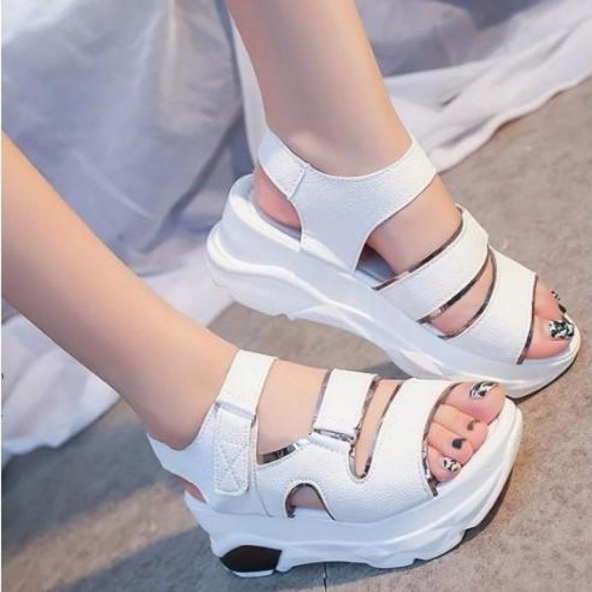 Sandal nữ phong cách Hàn Quốc - SS208 giá rẻ