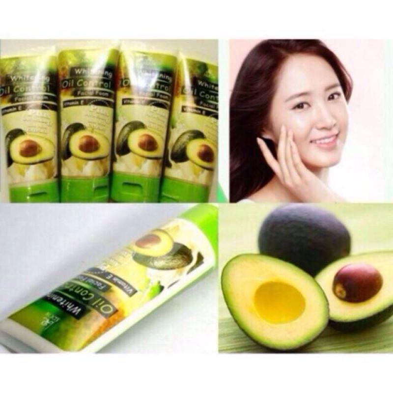 Sữa rửa mặt bơ Aron Thái Lan 210ml nhập khẩu