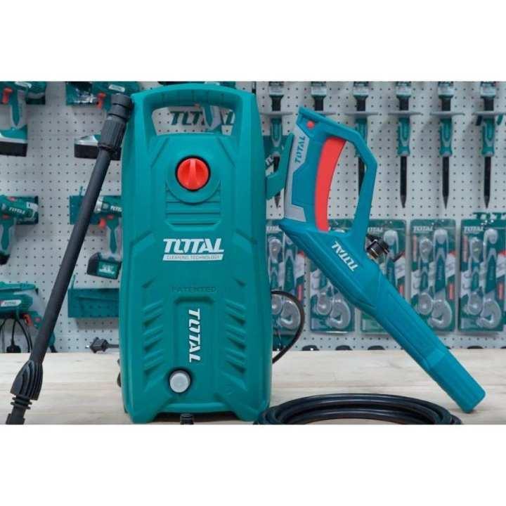 1400W Máy phun xịt rửa áp lực cao Total TGT11316