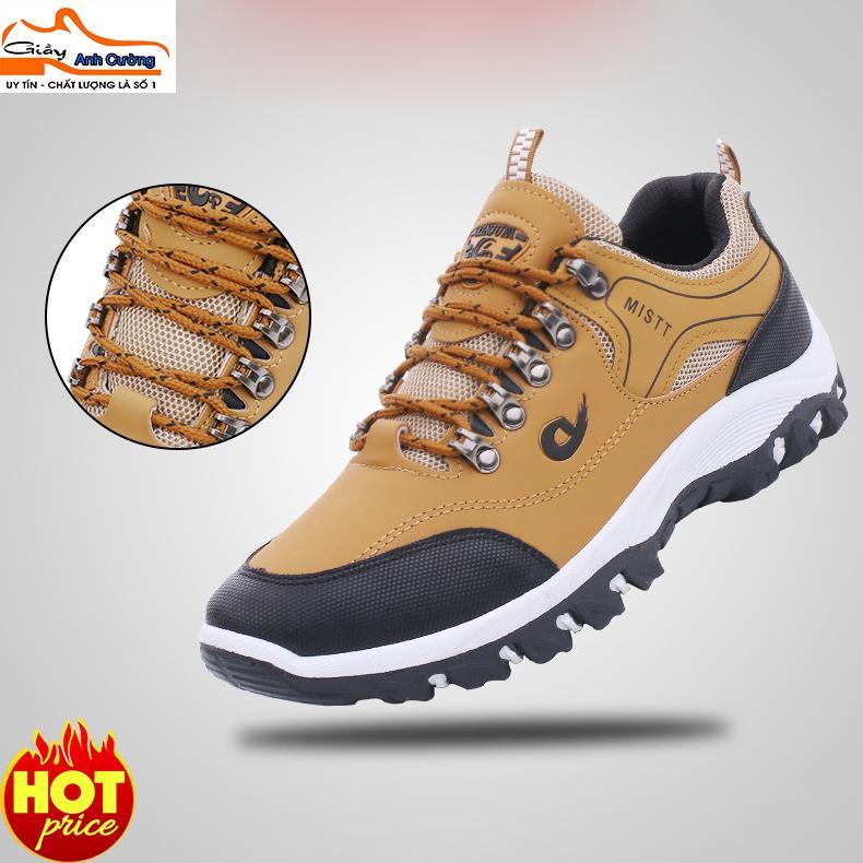 Giày sneaker nam - Giày đi bộ cực chất MISV Hottrend (Giá Cực Sốc)