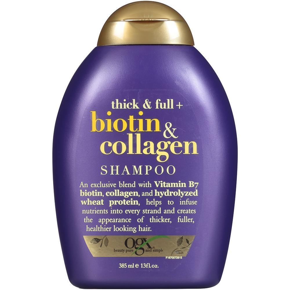 Mua Dầu Gội Ogx Biotin Collagen 385Ml Trực Tuyến