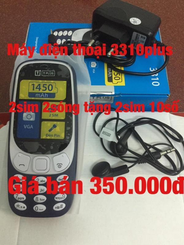 Máy điện thoại 3310plus
