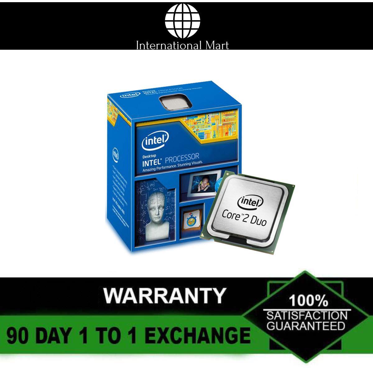 Chip xử lý Intel CPU Core 2 Duo E8400 (2 lõi- 2 Luồng) Chất Lượng Tốt- Hàng Nhập Khẩu