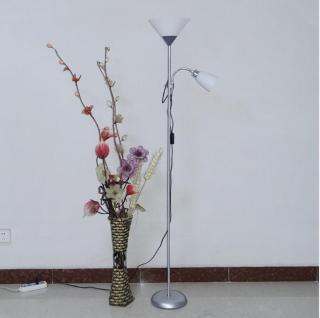Đèn cây đứng 2 nhánh NOT IKEA 2IN 1 ( FULL BOX)- ĐÃ BAO GỒN BÓNG thumbnail