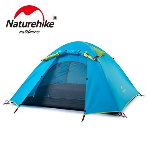 Lều 4 người, lều du lịch, lều cắm trại NH15Z003-P