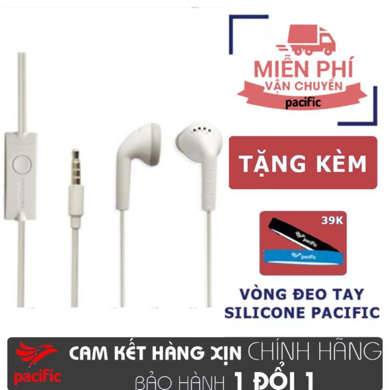 Tai nghe Cho Samsung Galaxy ACE, G530, J2, J3, J4, J5, J6, J7 2018 + Tặng Vòng đeo tay Silicone Pacific