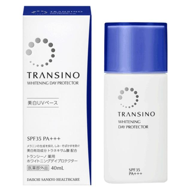 Kem chống nắng Transino Whitening Day Protector tốt nhất