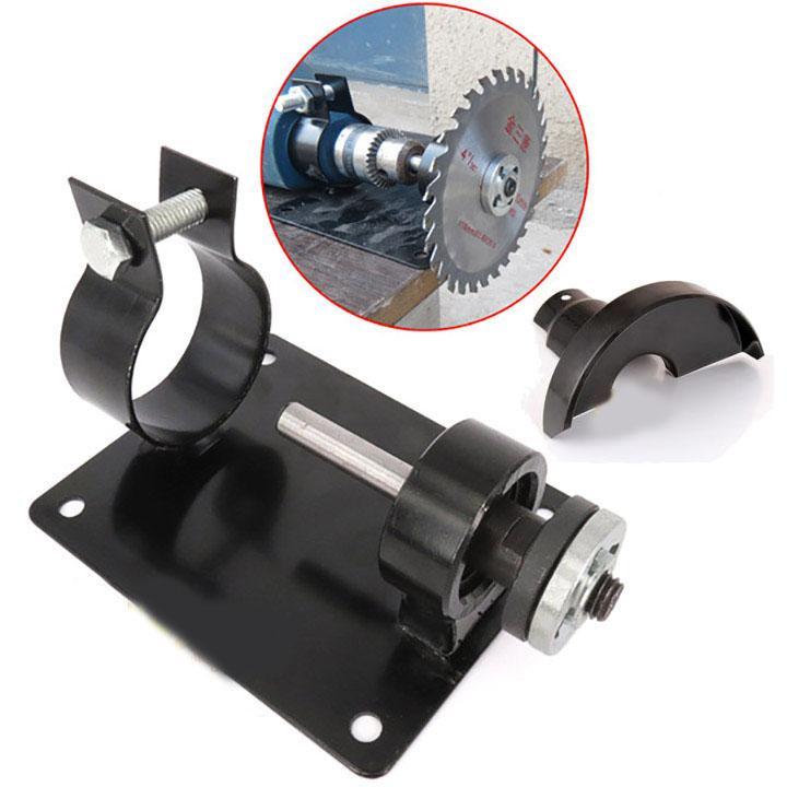 Bộ chuyển máy khoan thành máy cắt đẹp/ Phụ kiện chuyển đổi máy khoan thành máy cắt, mài GIÁ RẺ HỦY DIỆT NGAY HÔM NAY. KD800