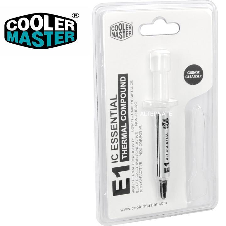 Keo tản nhiệt Cooler Master IC Essential E1 [ThermalVN] - Giảm nhiệt CPU, tăng tuổi thọ CPU