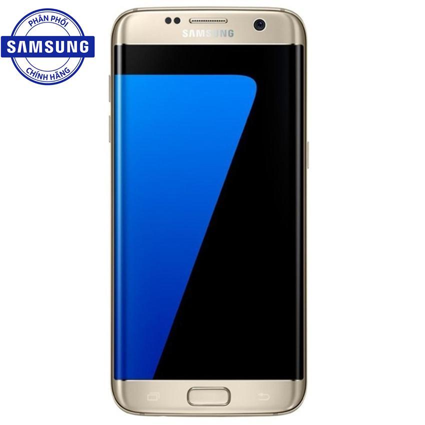 Hình ảnh Samsung Galaxy S7 Edge 32GB RAM 4GB (Vàng) - Hãng phân phối chínhthức