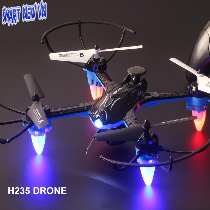 Drone Flycam H235 phiên bản S - Hỗ Trợ Wifi - Cân Bằng Độ Cao ( New 2018 )