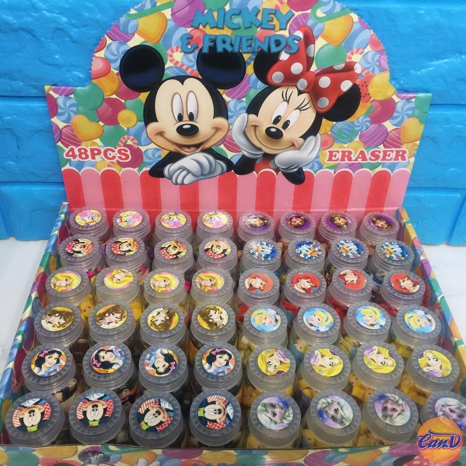 Mua Gôm Mickey & Friends