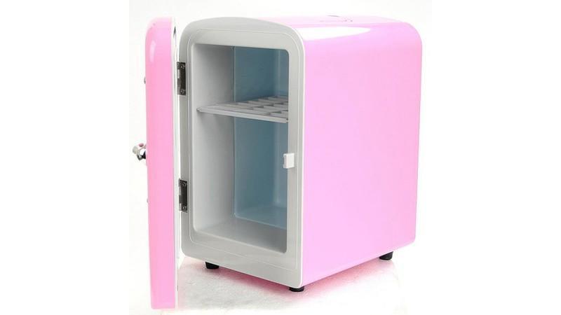 Tủ lạnh mini cho ô tô nhỏ gọn 6L (Xanh)