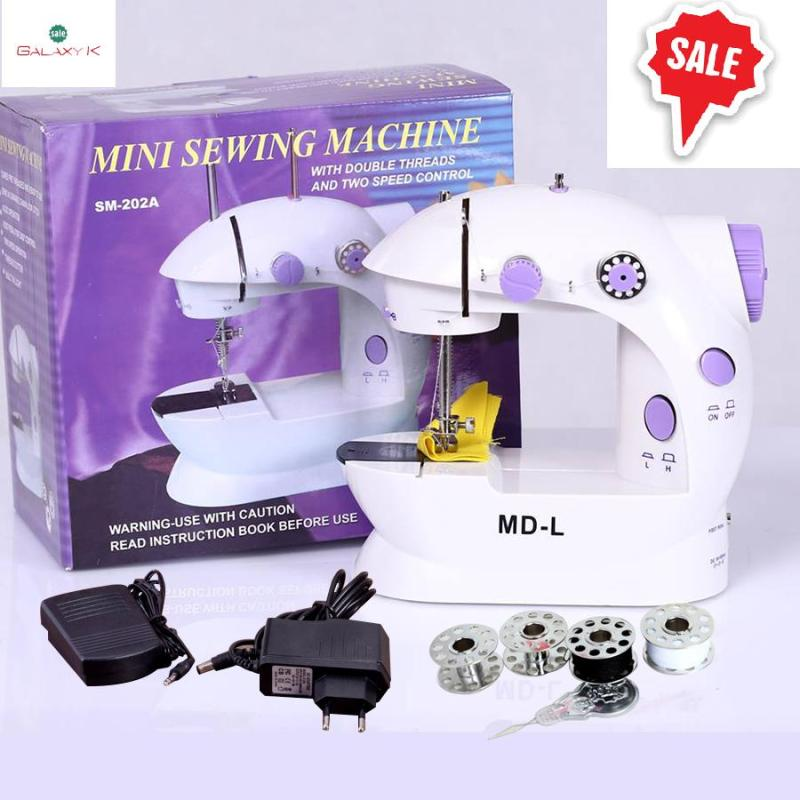 hướng dẫn sử dụng máy khâu brother - máy may riccar - máy may mini GalaxyK tiện lợi dễ dùng dễ sử dụng phù hợp với người Việt Nam