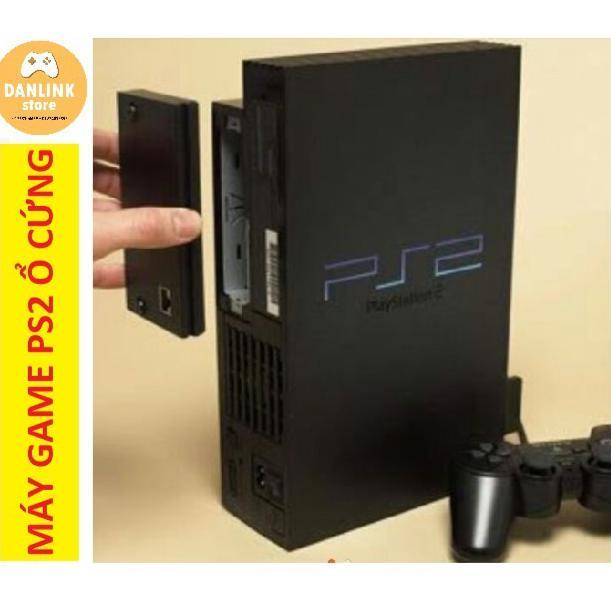 Hình ảnh MÁY GAME PS2 Ổ CỨNG (28-30 game) CÓ PES 2018