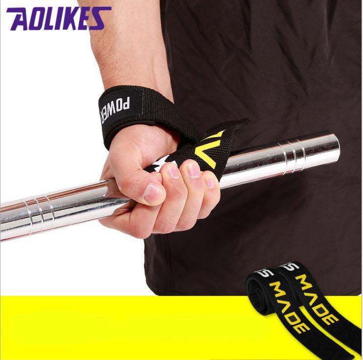 Băng kéo lưng quấn cổ tay Aolikes HW7637 (1 cặp)