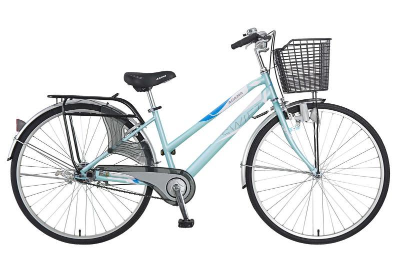 Phân phối Xe đạp thời trang Asama CLD -SW 2702
