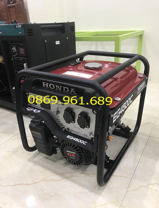 Máy phát điện honda EG 4500cx 3kw
