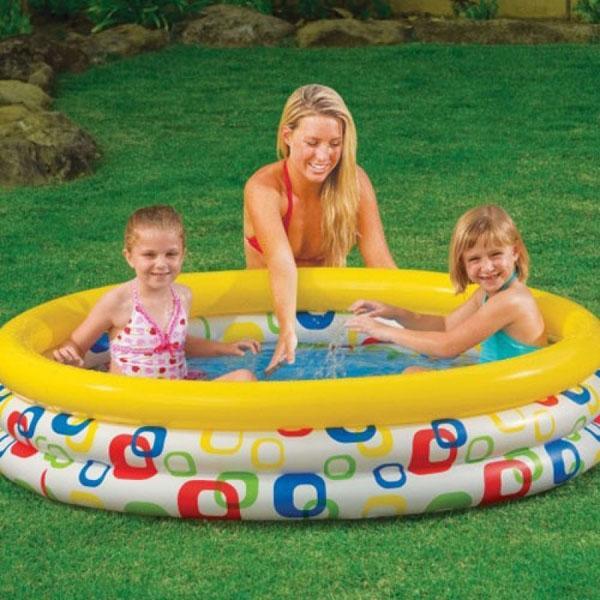 Bể bơi phao cho bé 147x33 Intex 58439