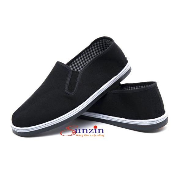 Giày vải đế cao su đúc SZ01 (đủ size từ 35-45) giá rẻ