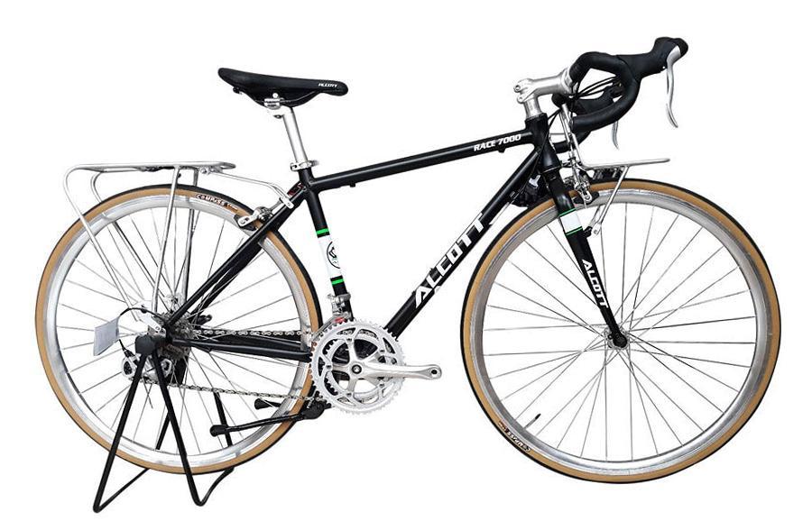 Xe đạp cuộc Alcott Race 7000 Classic Black