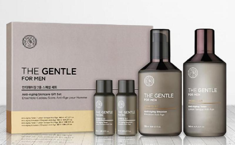 Bộ Dưỡng Da Nam The Gentle For Men - BDTGFMTFS02