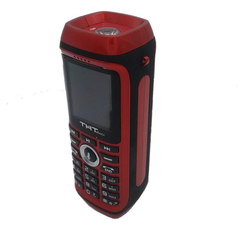 Điện Thoại PIN KHỦNG THTphone K3 (Hát karaoke) Màu đỏ