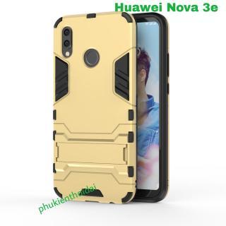 Ốp lưng Nova 3e iron man chống sốc cao cấp siêu bền thumbnail