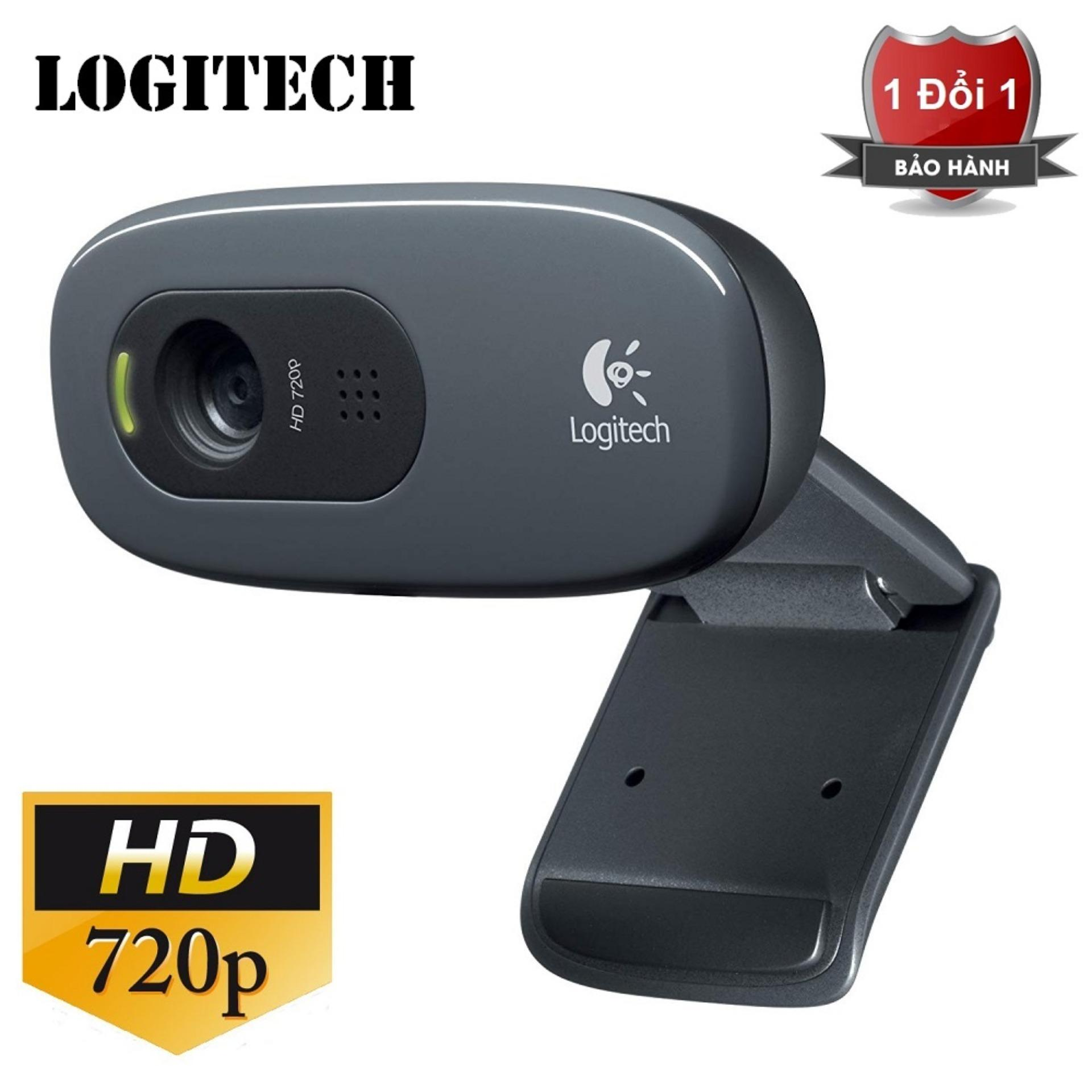 Hình ảnh Webcam Logitech HD C270