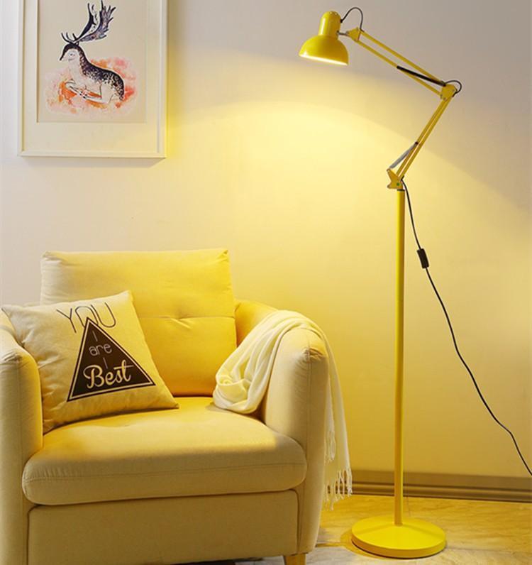 Đèn cây cao cấp trang trí, học tập, làm việc Pixar PM302 (6 màu) + Tặng bóng LED 7W