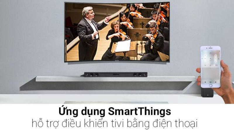 Bảng giá Smart Tivi Cong Samsung 4K 49 inch UA49NU7300